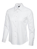 UC711 - Ladies Poplin Full Sleeve Shirt