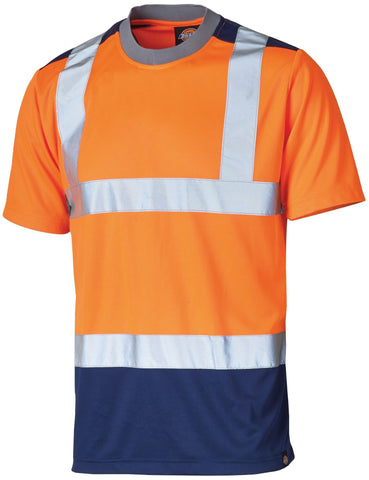 Dickies High-visibility two-tone t-shirt (SA22081)