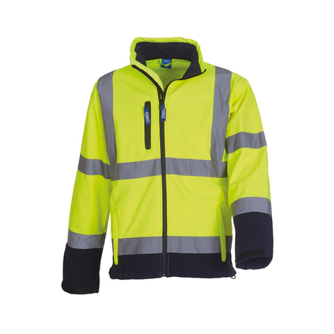 Hi-vis softshell jacket (HVK09)
