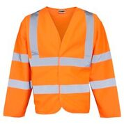 RTY High-visibility motorway coat
