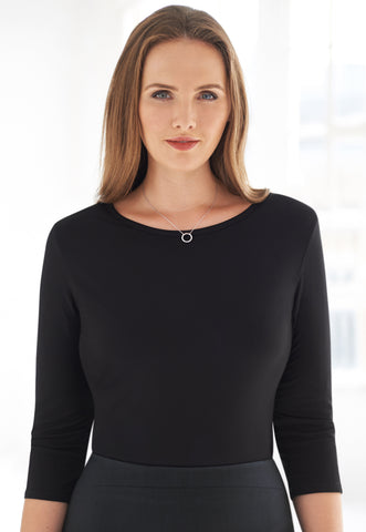 Mira Ladies Stretch top