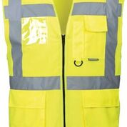 Portwest Hi-vis executive vest (S476/C476)