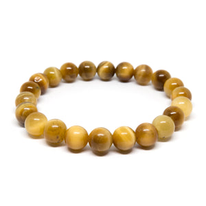 Gold Tiger Eye - 8mm