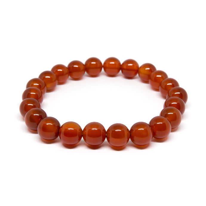 Red Agate - 8mm