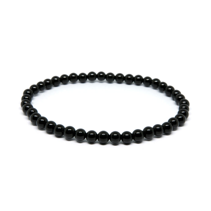 Black Agate - 4mm