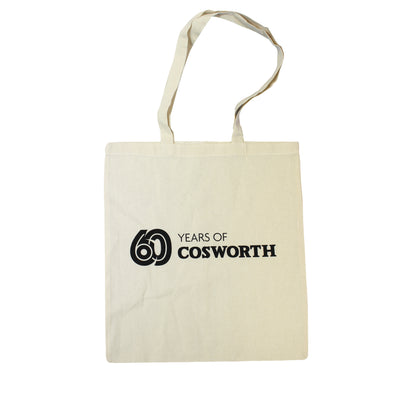 Cosworth 60th Anniversary Tote Bag