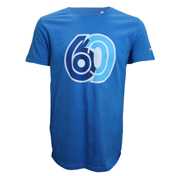 Cosworth 60th Anniversary Royal Blue T-shirt