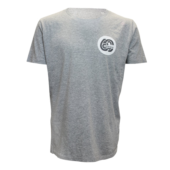 Cosworth 60th Anniversary Grey T-shirt