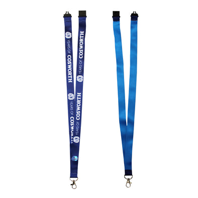 Cosworth 60th Anniversary Lanyard