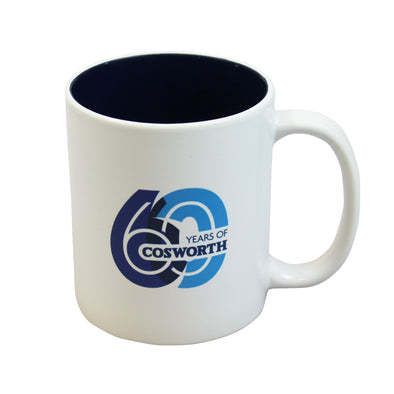 Cosworth 60th Anniversary Mug