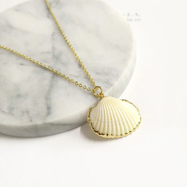 Bohemia Seashell Necklace