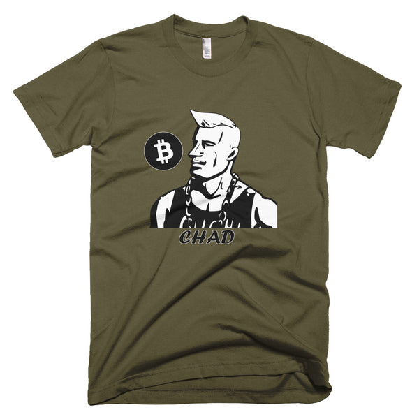 """THE CHAD"" - Cloth Of Crypto"