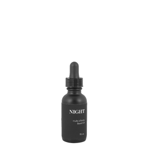 Night Beard Oil / Huile à barbe