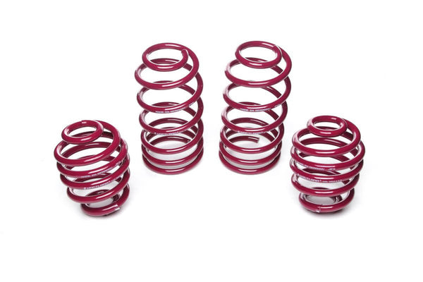 Audi A4 Quattro 8W Sedan Lowering Springs 2015 onwards Vogtland