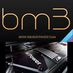 BOOTMOD3 S58 Flash Tune - F97 F98 X3M X4M COMPETITION