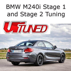 Stage 1 / 2 ECU Flash Tune for BMW M240i F22 F45 F46 250KW