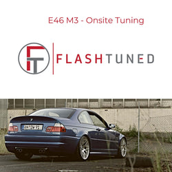 BMW E46 M3 Tuning - ECU Flash Tune