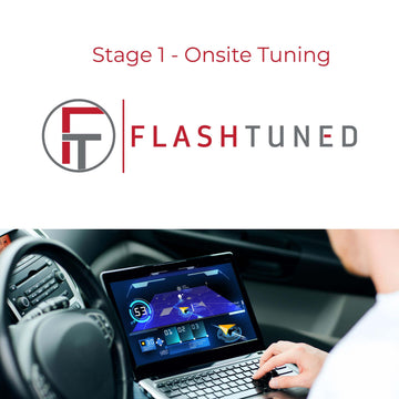 Flashtuned ECU Flash - Stage 1 Tune Remap