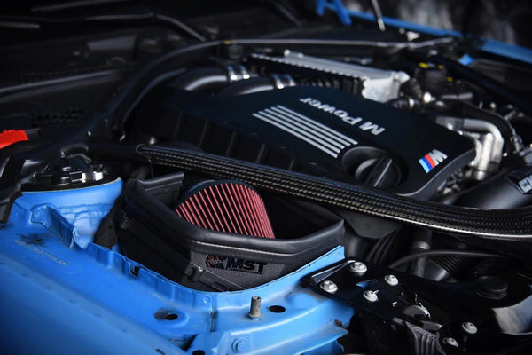MST BMW M3/M4/M2 Comp Cold air Intake system S55 3.0
