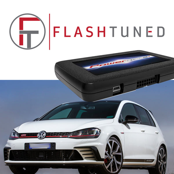 VW Golf GTI MK7 Powergate ECU Remap 2013 - 2017