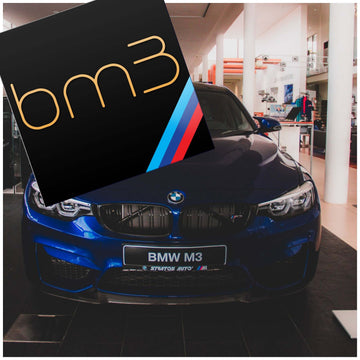 BOOTMOD3 S55 Flash Tune - F80 M3 / M4 / M2 Competition