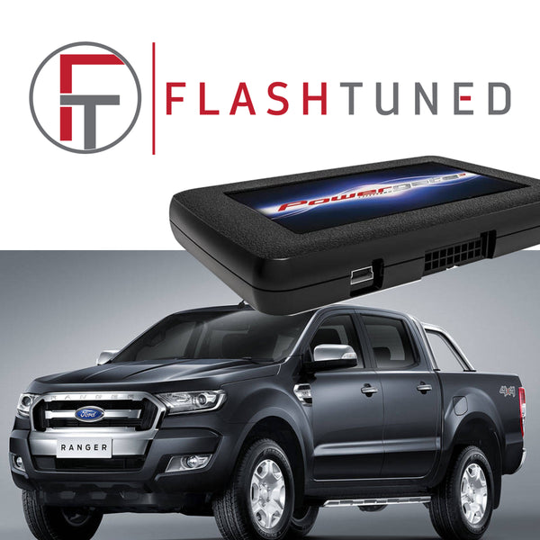 Ford Ranger PX and PX MKII 2.2 TDI Powergate Remap 2012-2017