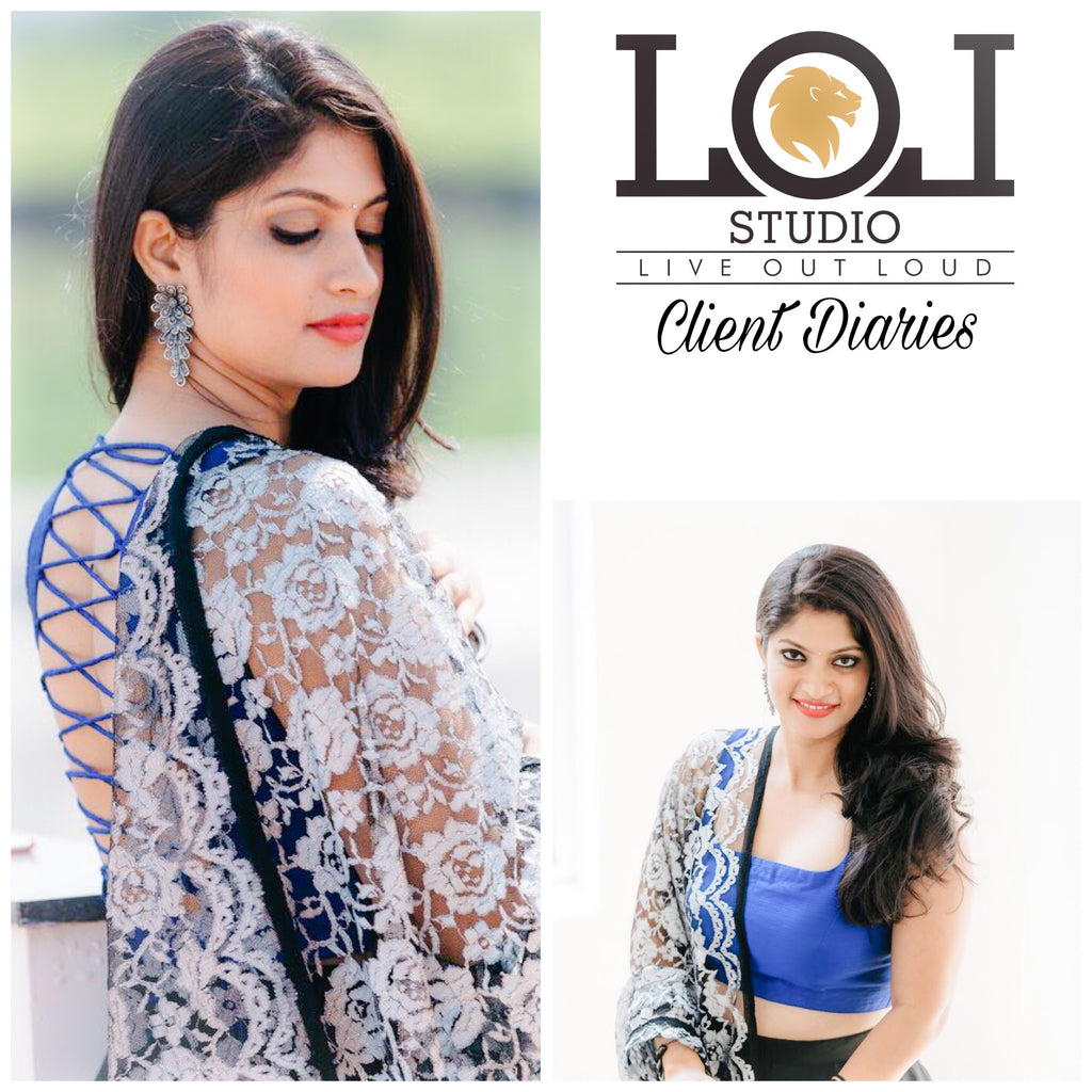 CLIENT DIARIES - SHILPA SUVARNA