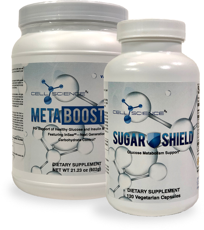 4 Week MetaBoost Sugar Detox Kit (Our Most Popular Kit)