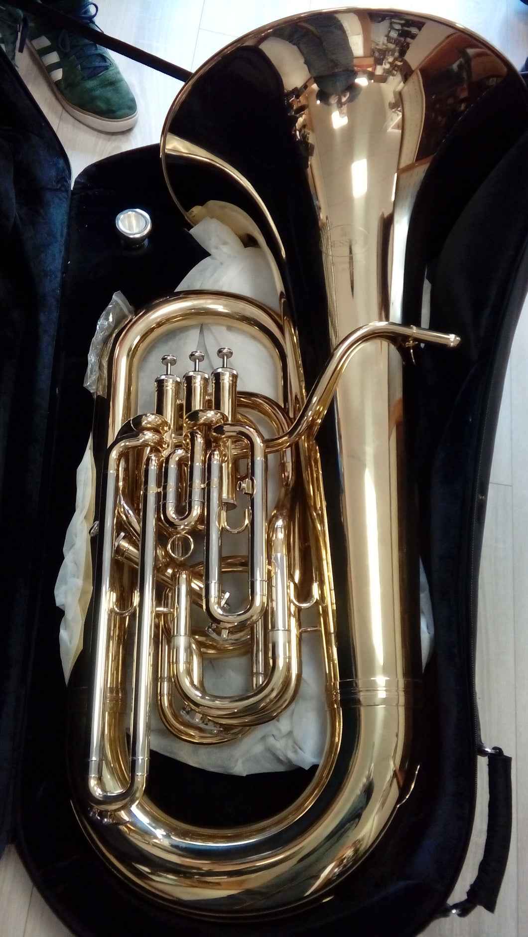 Tuba Besson International BE 782 d'occasion