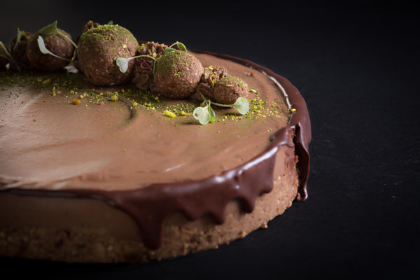 The Chocolate & Mint Torte