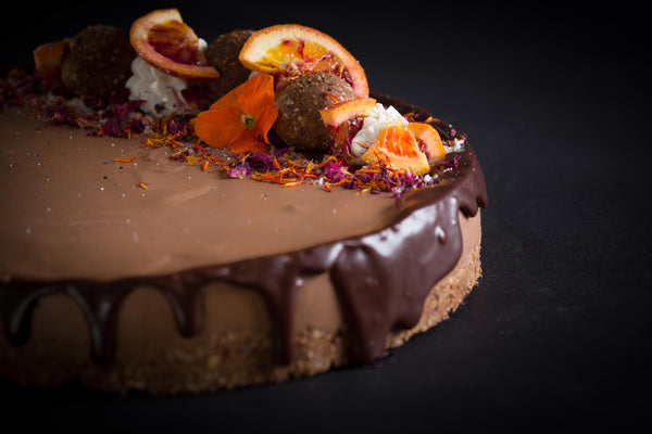 The Chocolate & Orange Torte