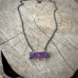 Mojave Bar Necklace