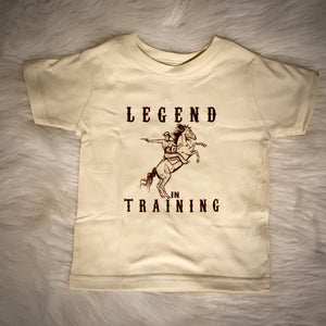 Legend In Training Tee