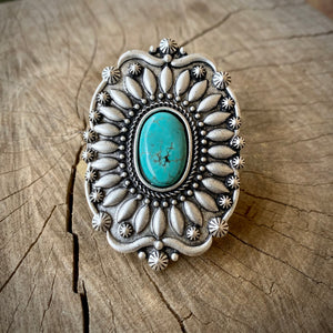 Mexia Concho Ring
