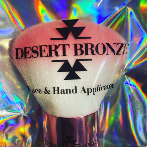 Desert Bronze Face / Hand Applicator Brush