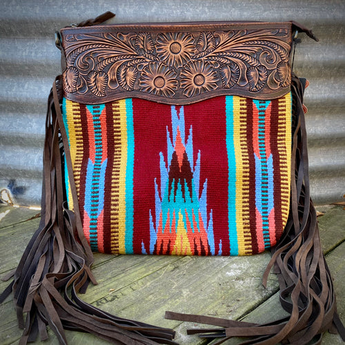 Rivera Saddle Blanket Concealed Carry Bag