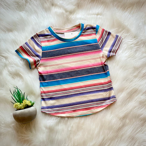 Kids Serape Top
