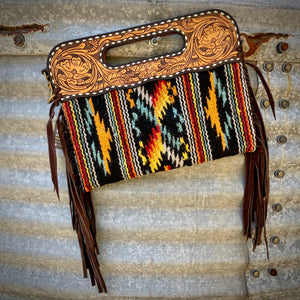 Dallas Saddle Blanket Bag