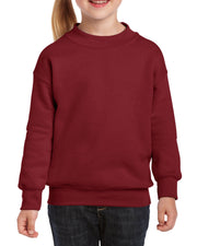 Gildan 18000B - Heavy Blend Youth Crewneck Sweatshirt