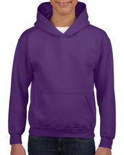 Gildan 18500B - Youth Hooded Sweatshirt