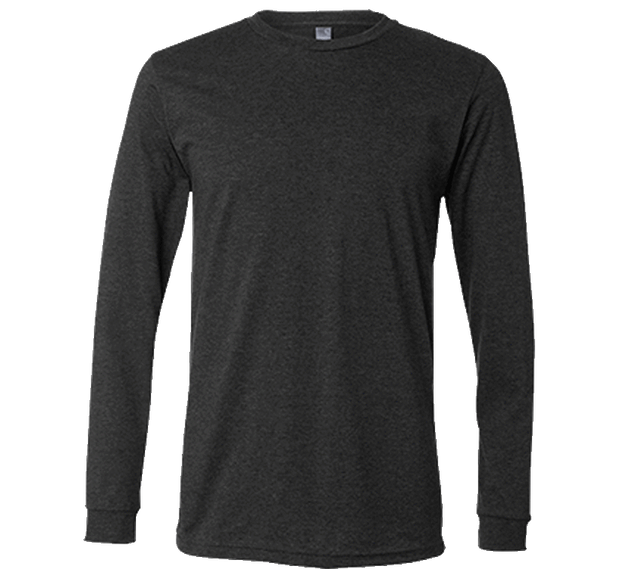 Customizable Bella & Canvas Men's Long Sleeve T-Shirt