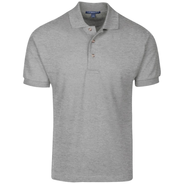 Port Authority Cotton Pique Knit Polo