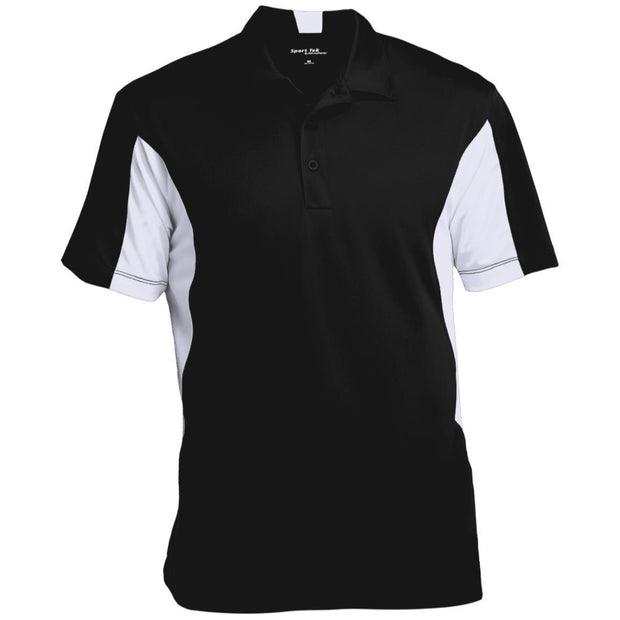 Sport-Tek Men's Colorblock Performance Polo