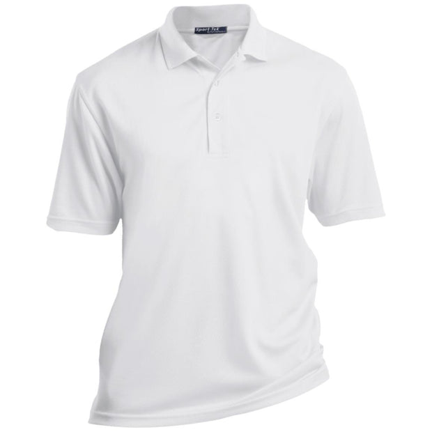 Sport-Tek Tall Dri-Mesh Short Sleeve Polo