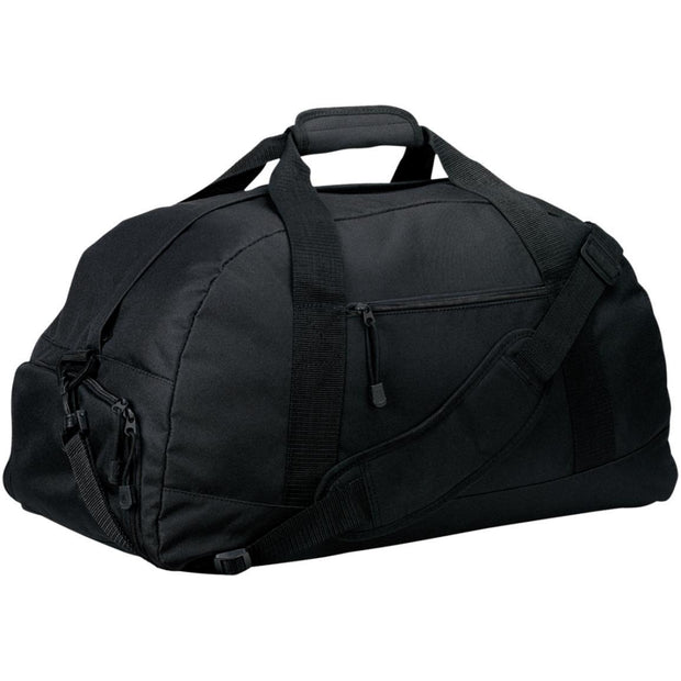 Port & Co. Basic Large-Sized Duffel Bag