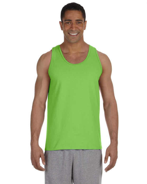 Gildan G220 Ultra Cotton Tank T Shirt