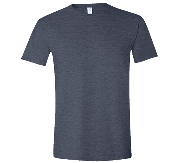 Customizable Gildan Men's Softstyle T-Shirt
