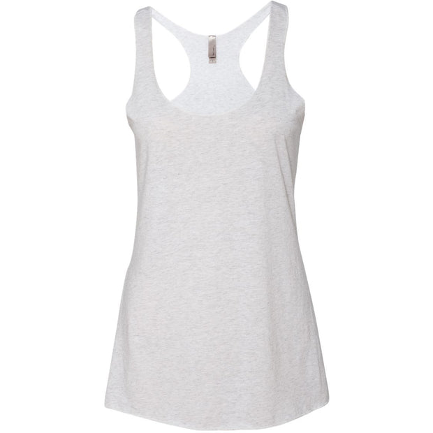 Next Level 6733 Ladies Triblend Racerback Tank
