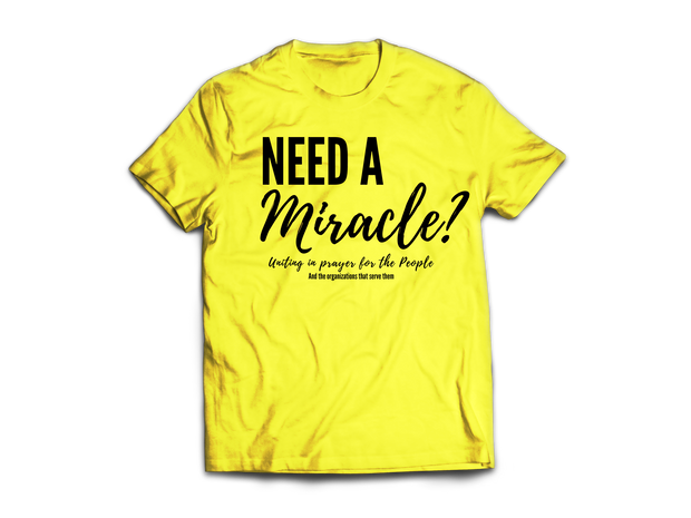 Need a Miracle? | Community & Causes