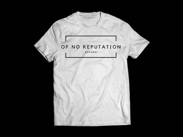 Of No Reputation Classic T-shirt